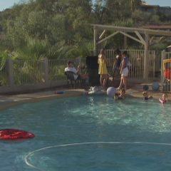 Pool School Safety Test