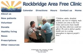 Rockbridge Area Free Clinic