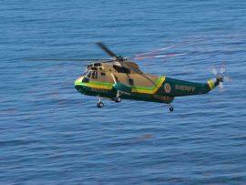 LASD helicopter. Photo credit Nicole Mooradian.